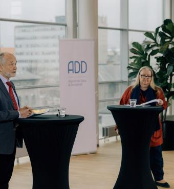 Hans Kann Rasmussen, bestyrelsesformand for VELUX FONDEN, byder velkommen